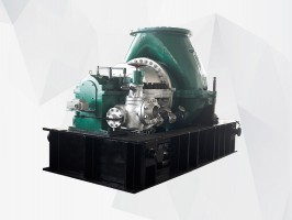 Q05型汽轮机发电机组