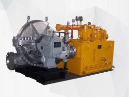 H60型工业汽轮机