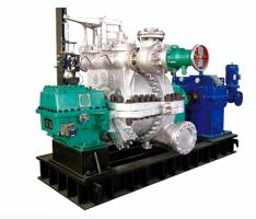 H90型工业汽轮机